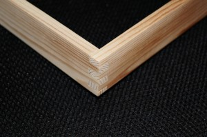 Box joint made with the prototype