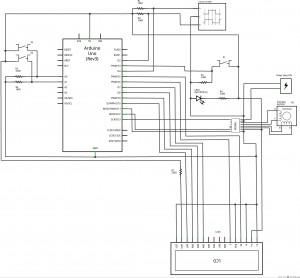 Schematics for my box jointer project