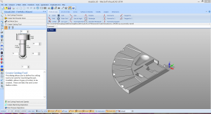 Ste 4: Creating a ball mill tool