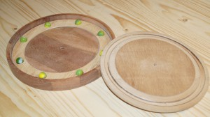 Shapeoko 2 Tutorial Dominion Turntable Part 13
