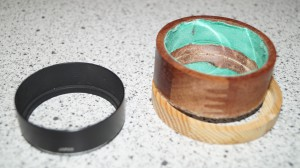 Solar filter parts 2