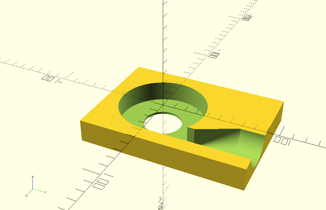 OpenSCAD | Woodworking blog